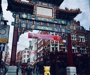 chinatown, city, and great image