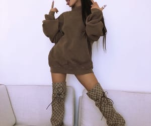 beautiful, body, and boots image