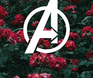 aesthetic, Avengers, and background image