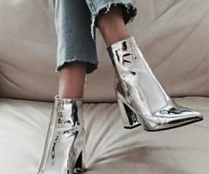 aesthetic, boots, and fashion image