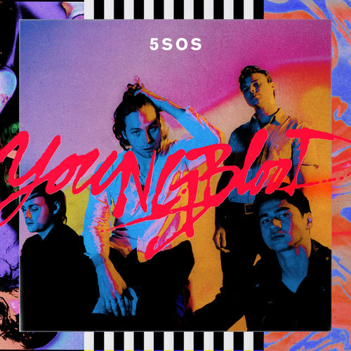 article, youngblood, and 5sos image