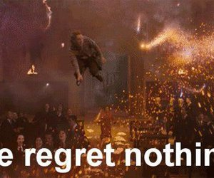 fred and george, harry potter, and we regret nothing image