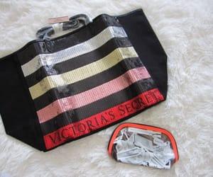 bag, college, and fashion image