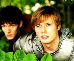 merlin, bradley james, and colin morgan image