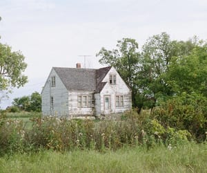 abandoned places, home, and house image