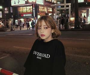 fashion, korea, and ulzzang image