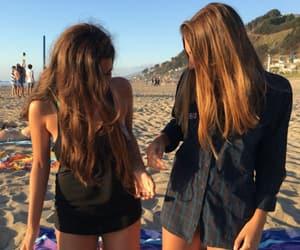 beach, beauty, and bitch image