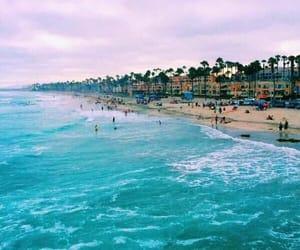 beach, chic, and photo image