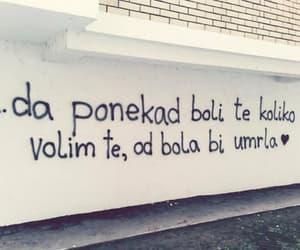 love, citati, and balkan image