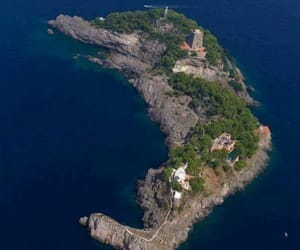 belleza, vista aerea, and isla image