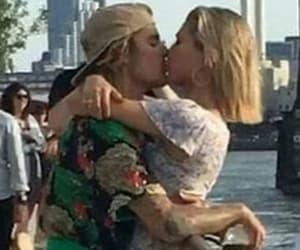 kiss, hailey baldwin, and jailey image