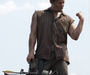 daryl dixon, the walking dead, and twd image