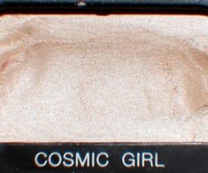 makeup, eyeshadow, and cosmic girl image