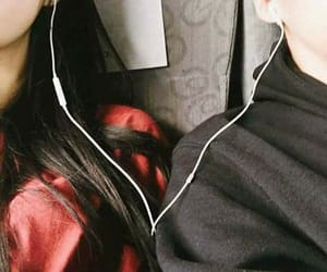 couple, asian, and music image