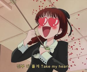 anime, aesthetic, and chuu image