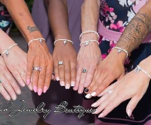 beautiful, bff, and bridemaids image