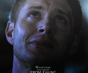 Jensen Ackles, supernatural, and pain quotes image