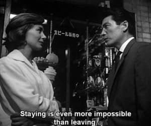 black & white, quotes, and hiroshima mon amour image