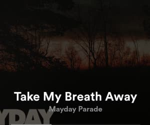 spotify, album, and mayday parade image