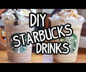 baking, coffee, and frappuccino image