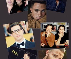 andy samberg, the vampire diaries, and colton haynes image