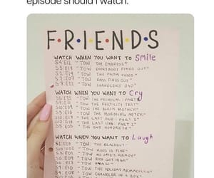 friends and episodes image