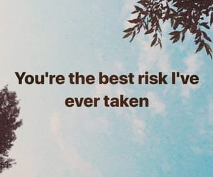Best, quote, and risk image