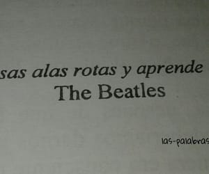 the beatles, frases, and frases image