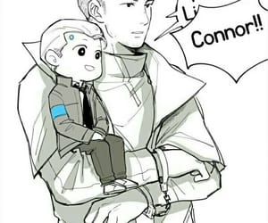 Connor, Hank, and markus image