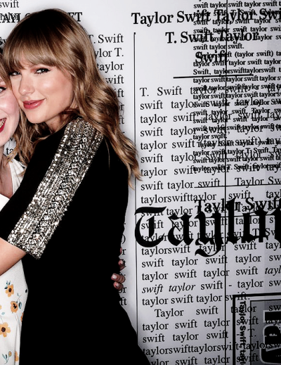 Taylor Swift and reptour image
