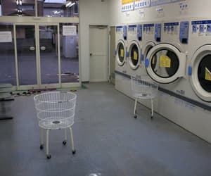 pale, grunge, and laundry image