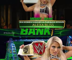 alexa bliss, 2018 ppv, and money in the bank winner image
