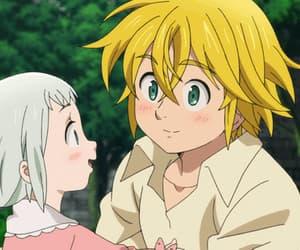 anime, gif, and nanatsu no taizai image