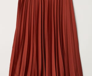 H&M, pleats, and rust image