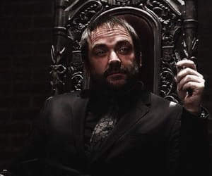 crowley, hell, and supernatural image