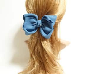 accessory, hair, and hairbow image