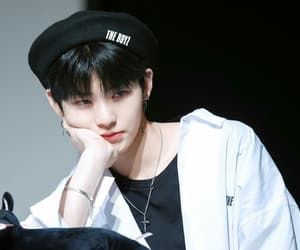 kpop, the boyz, and hwall image