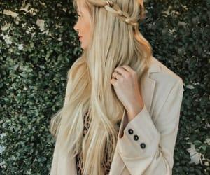 blondie, Nude, and blonde image
