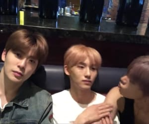winwin, jaehyun, and nctu image