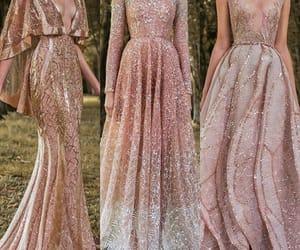 dress, fashion, and pastel image