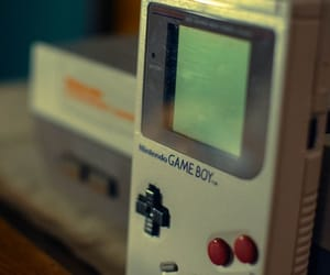 game, video, and game boy image