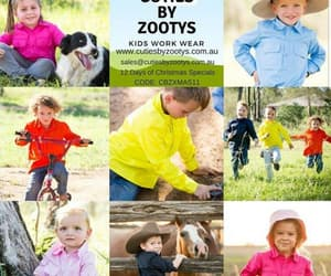 kids work shirts, high visibility workwear, and hi vis overalls image