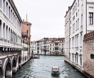 cities, italy, and venice image
