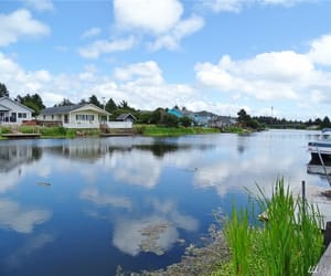 Real Estate and ocean shores homes image