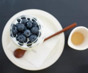 blueberries, blueberry, and delicious image