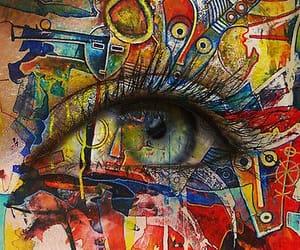 art, drawing, and street art image