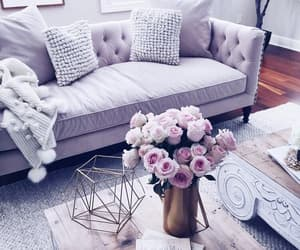 cozy, living room, and cute image