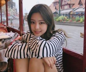 asian, hair, and korean image