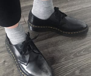 blogger, brogues, and doc martens image