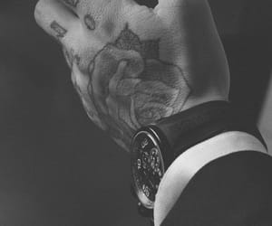 black and white, love, and boyfriend image